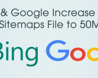 Google and Bing Increase Size Limit of Sitemap Files
